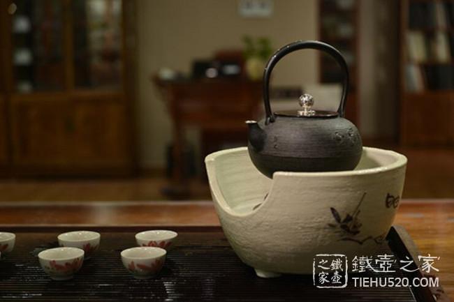 平丸蟹铁壶
