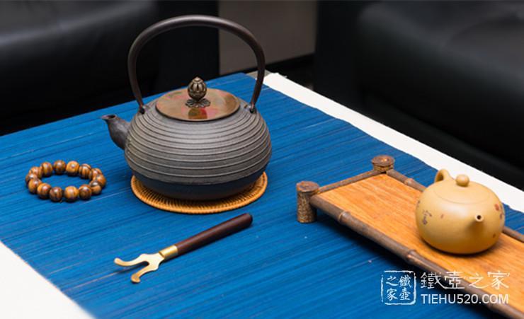清光堂铁壶