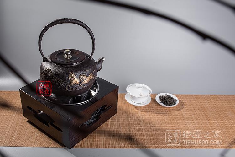 平丸富士马15号铁壶