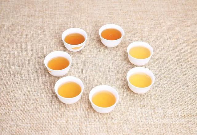勐乐山 观复 水黄金饼茶(生)展示图