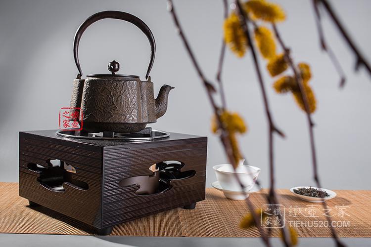 松寿堂铁壶