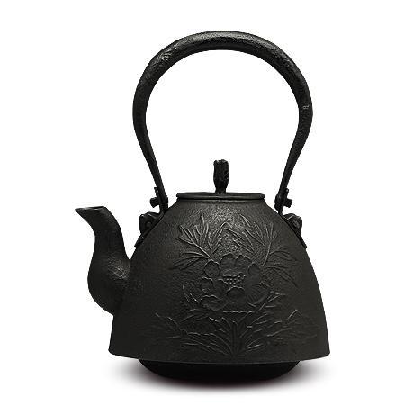 虎山工房  南部形砂铸铁壶