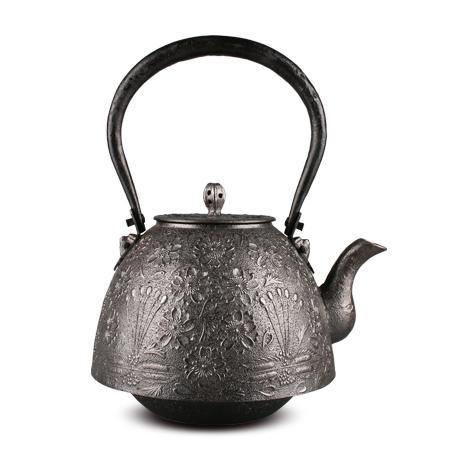 虎山工房 南部形樱砂铁铁壶