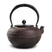 平安松寿堂 平福寿砂铸铁壶